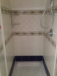 La doccia in camera da letto 1 Amalfi