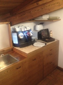 Cucina passante Tivoli